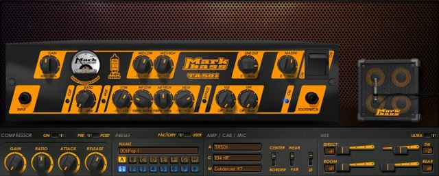 MARKBASS / MARK STUDIO 1