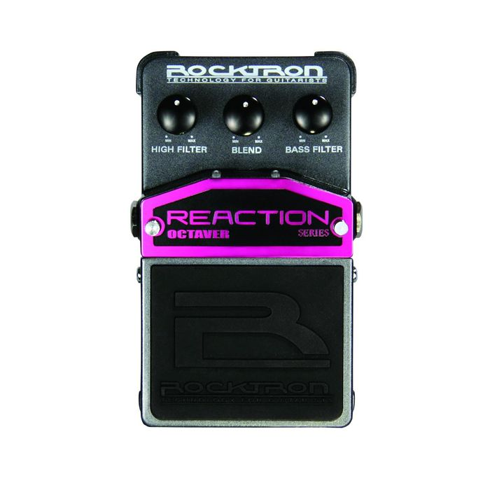 ROCKTRON / REACTION OCTAVER/Педаль эффектов OCTAVER