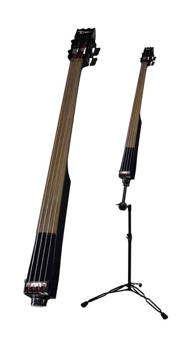 DEAN / PACEB CBK/Электроконтрабас Upright Pace Bass с чехлом и стойкой