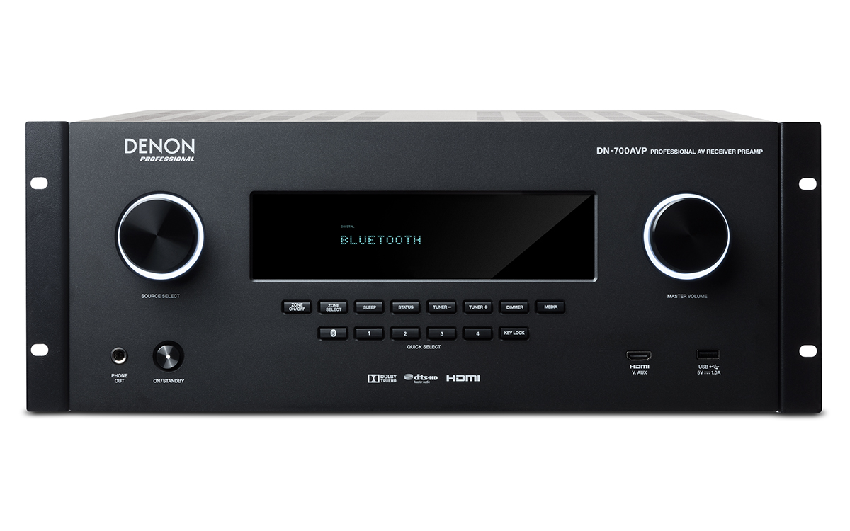DENON / DN-700AVP / AV ресивер, Dolby TrueHD / Dolby Digital Plus / Dolby Digital /DTS-HD Master Audio