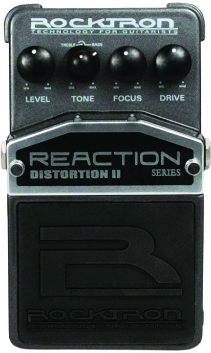 ROCKTRON / REACTION DISTORTION 2/Педаль эффектов DISTORTION
