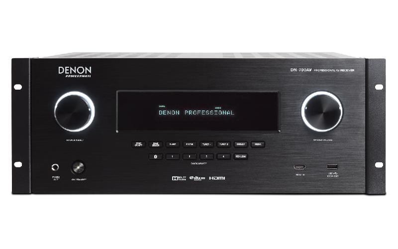 DENON / DN-700AV / AV ресивер, Dolby TrueHD / Dolby Digital Plus / Dolby Digital /DTS-HD Master Audio