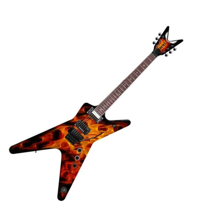 DEAN / DBDF/Эл.гитара Dimebag Dime O Flame ML