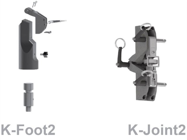K-ARRAY / K-JOINT2 / Устройство для соединения двух KP102