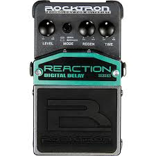ROCKTRON / REACTION DIGITAL DELAY/Педаль эффектов DIGITAL DELAY