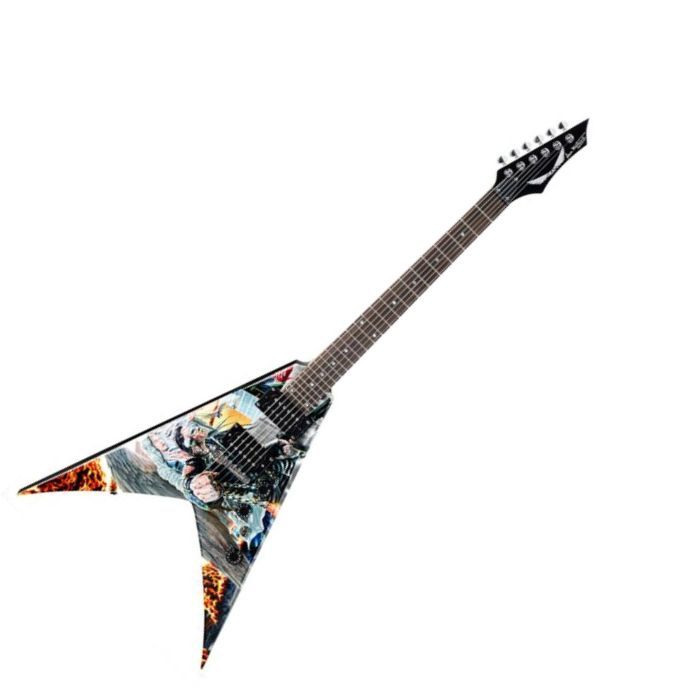 DEAN / VMNTX UA/Эл.гитара V Dave Mustaine United Abomination